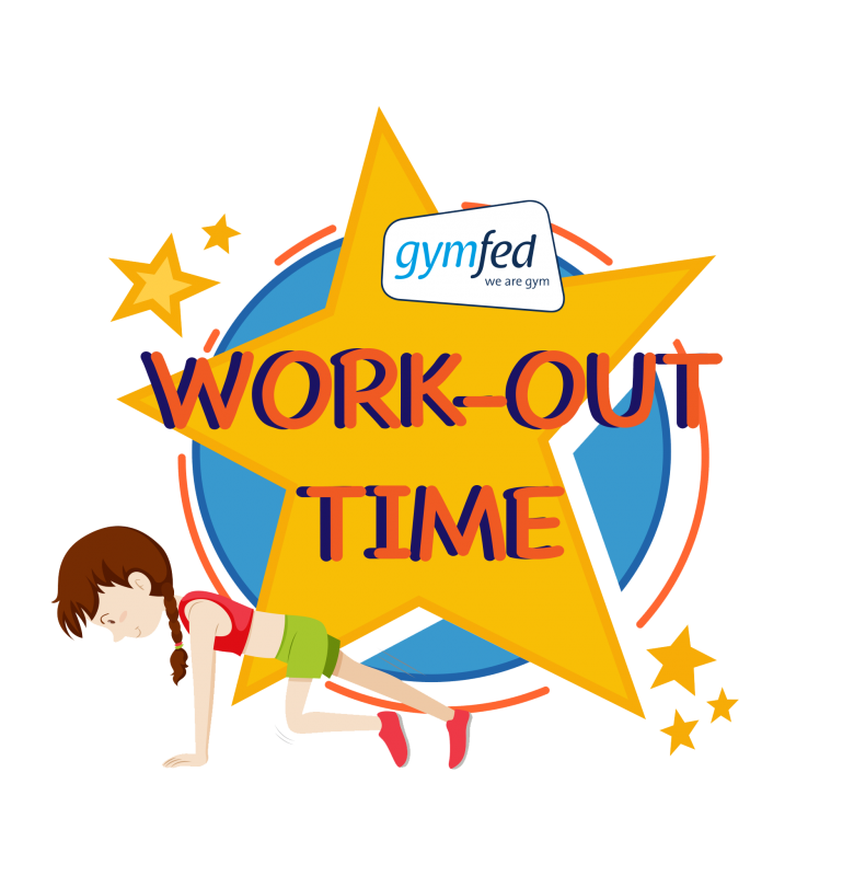 work out Gymfed thuis sporten