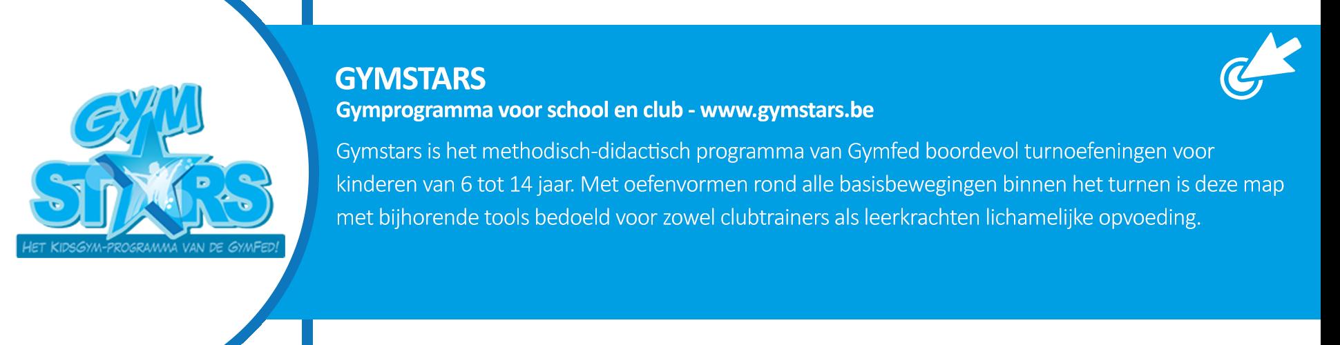 methodisch-didactisch programma Gymfed turnoefeningen kinderen 6 tot 14 jaar