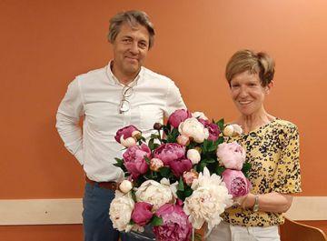 Sonja Deneyer en Peter Frederickx