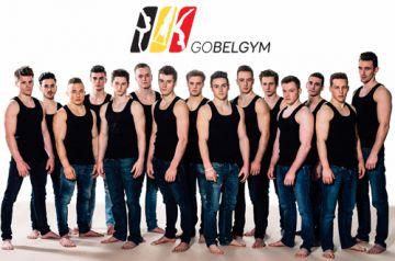 Team Belgym masculine (photo: Peter Deschryver)