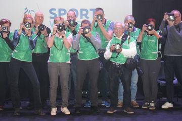 Onze fotografen van dienst!