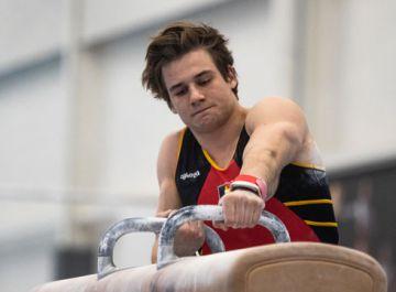 Luka Van den Keybus - Gymteam Sint-Niklaas