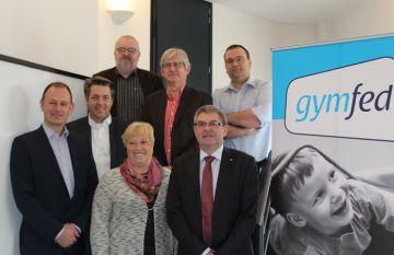 Raad van Bestuur Gymfed 2016-2020