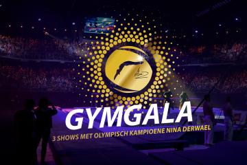 Op 12 december gaat het Gymgala door in de Lotto Arena in Antwerpen