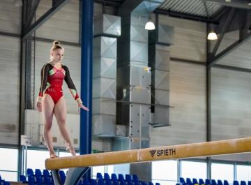 Charlotte Beydts - TK Sta Paraat-P.H.H. Hasselt vzw  (Foto: Christian Degroote)