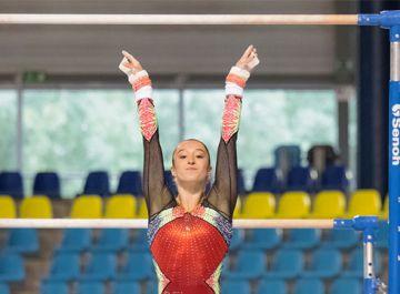 Nina Derwael (Foto: Christian Degroote)