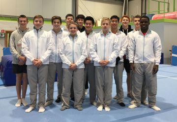 De volledige preselectie junioren voor het EK-selectietraject
